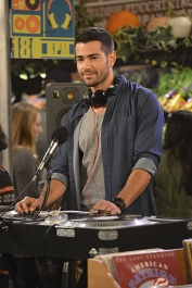 Arts Review Image Jesse Metcalfe
