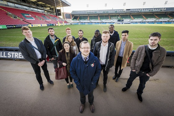 Secrets for leicester tigers welford road stadium - De montfort university international office ...