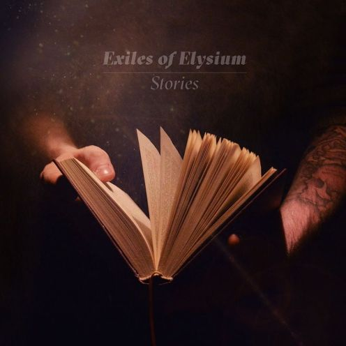 Exiles of Elysium inside their EP Stories - image 2 - album cover