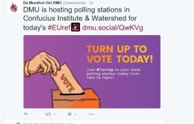 DMU VOTE