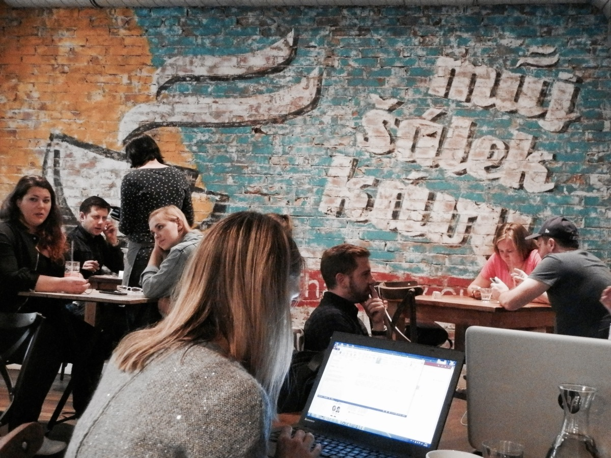 Coffee, Work, Treat, Repeat: study cafés in Prague