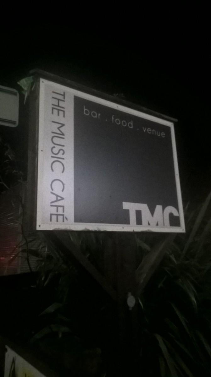 DMU Music Technology at the music café