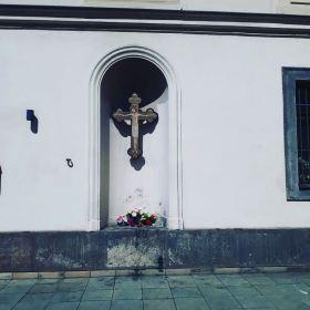Heydrich museum cross