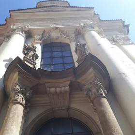Heydrich museum front