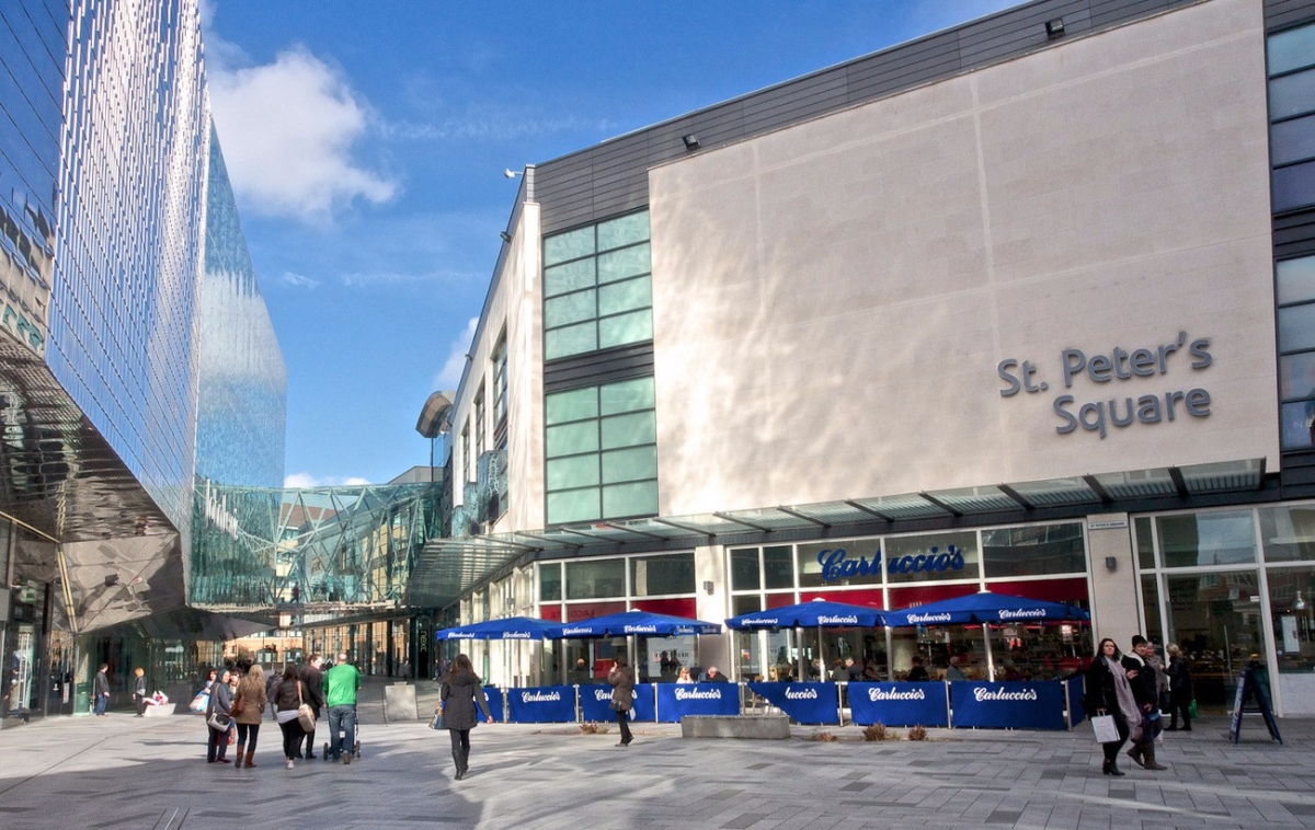 Highcross is getting into the festive spirit with a late-night Christmas festival