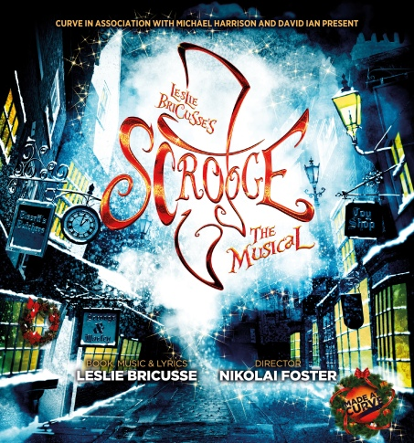 scrooge the musical poster