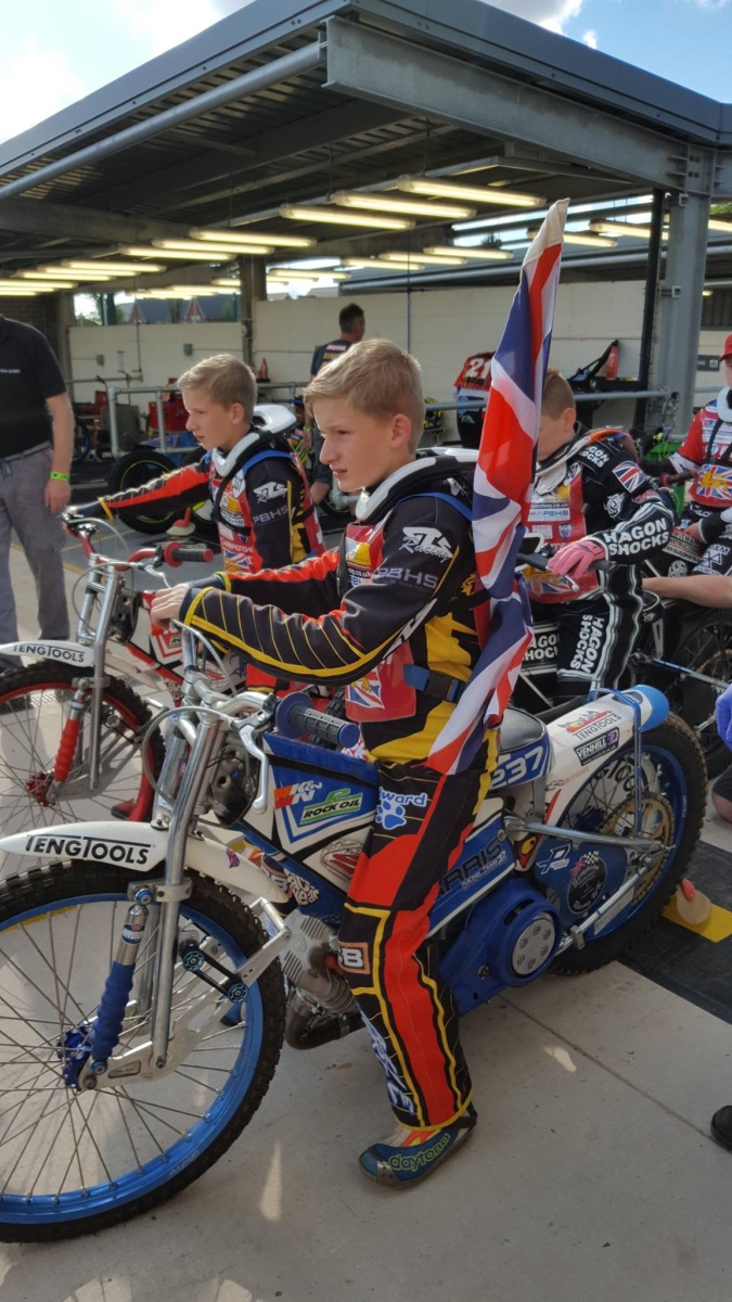 An all but ordinary life for Dan and Joe Thompson who spilt their time between school and Speedway