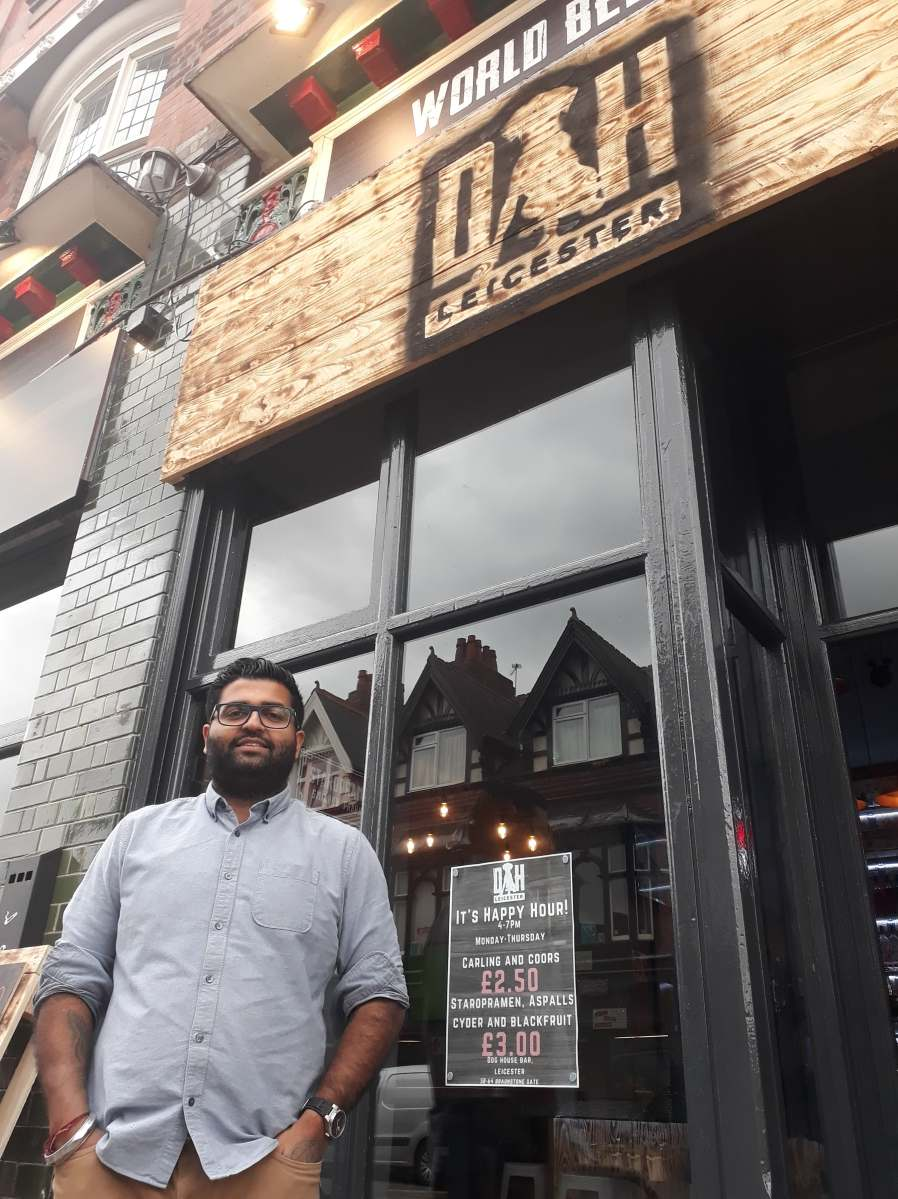 Dog House bar proving popular after successful opening week