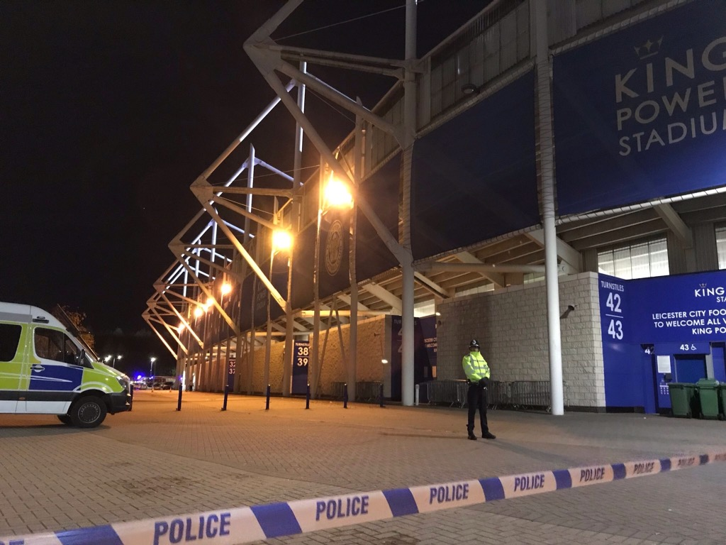 Leicester City FC owner dies in helicopter crash outside ...