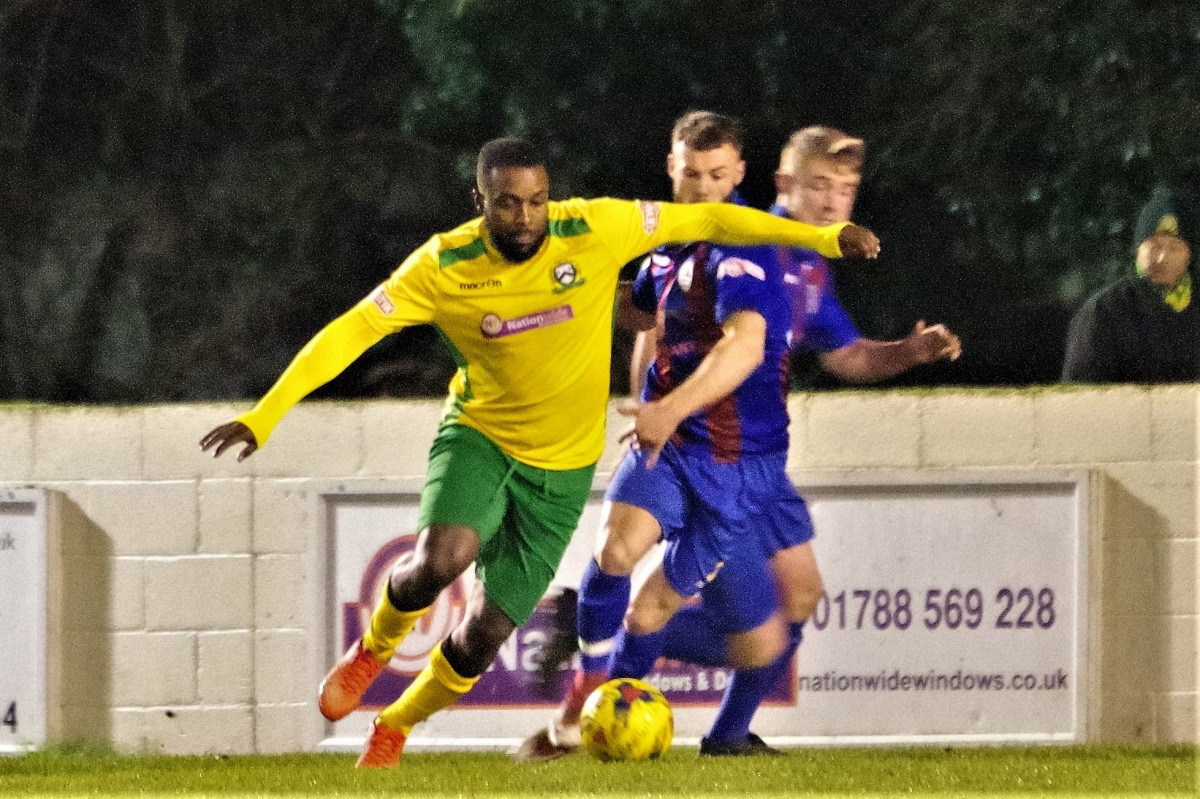 'I made a conscious decision to try and enjoy my football again'- Sylvan Ebanks-Blake reflects on injuries, life after football and current Leicestershire club Barwell