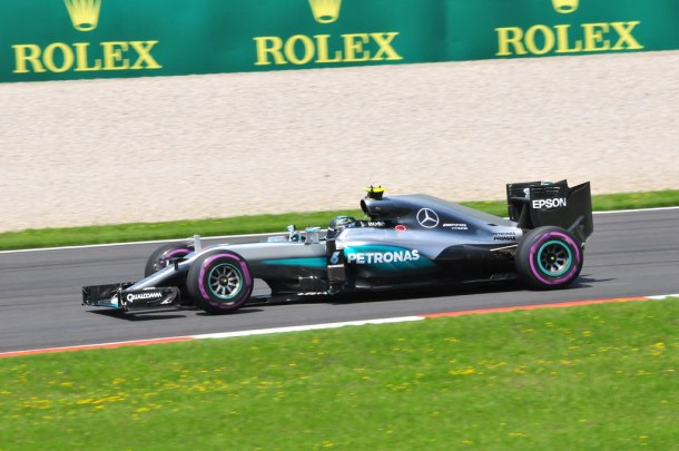 Formula One 2016 Austrian GP