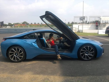 Rishabh car