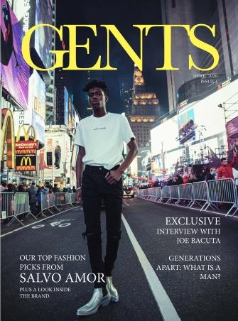 Gents magazine